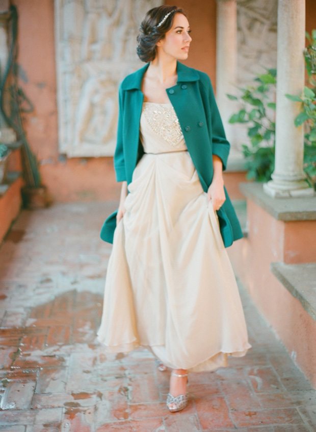 Bride-in-Teal-Coat-cover-up