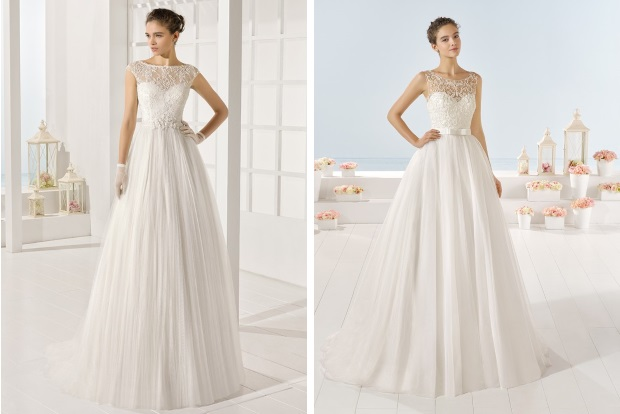 The Clic Contemporary Luna Novias 2017 Collection