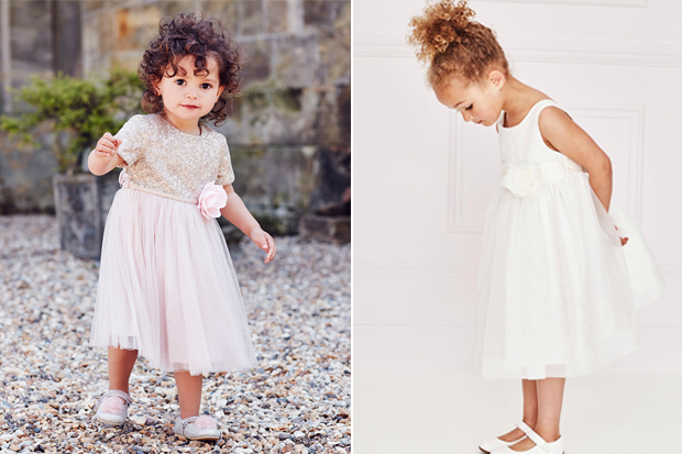 c3e1e3285af 20 Fab Autumn Winter Flower Girl Dresses for Your Little Lady ...