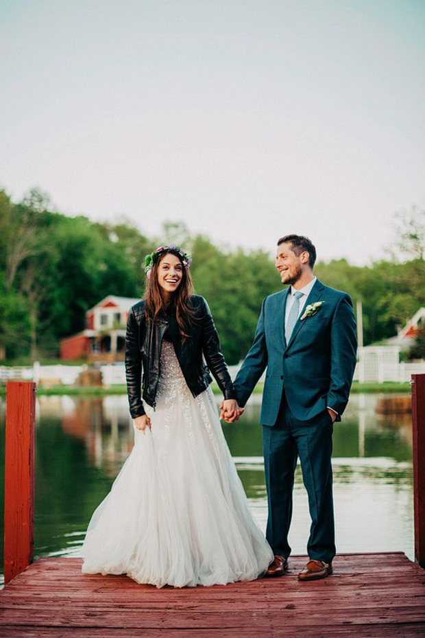bride-in-leather-jacket