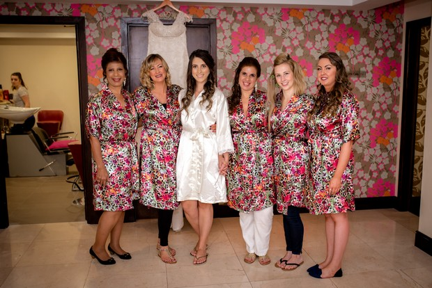 bridesmaids-in-floral-robes