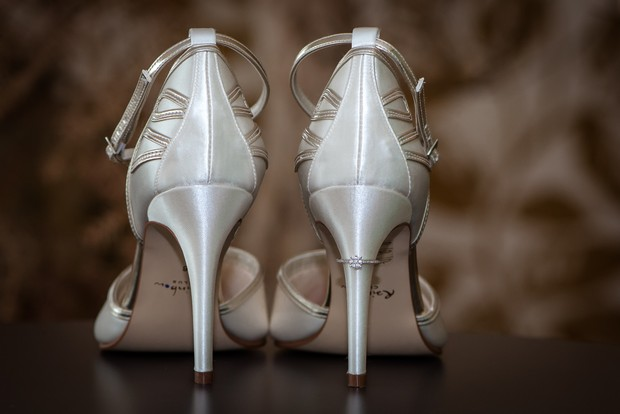 wedding-shoes-with-engagement-ring