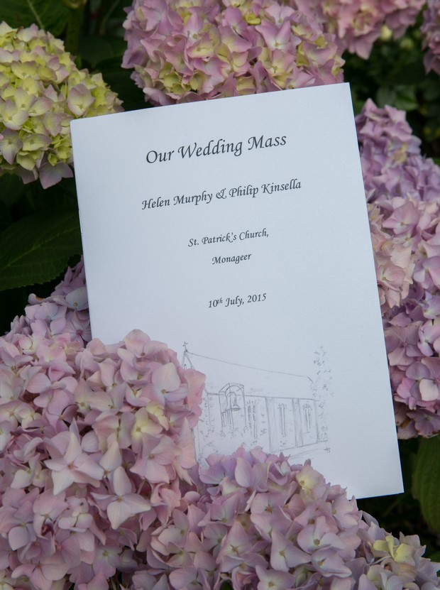 1-Simple-White-Wedding-Mass-Ceremony-Booklet-Cover-example