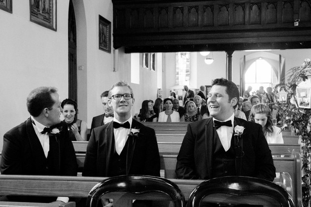20-Real-Wedding-Ceremony-Michaels-Church- Carlingford-weddingsonline (2)