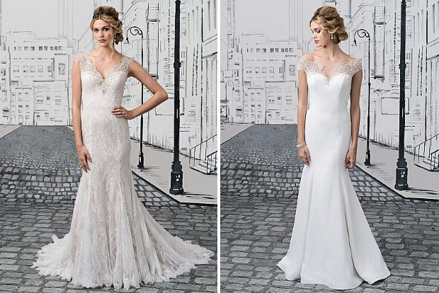 b7aa245055da Justin Alexander is a name synonymous with vintage, Old Hollywood style  designs, luxurious fabrics and intricate details. For 2017 however, the  collections ...