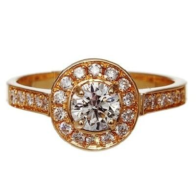 engagement-ring-vintage-yellow-gold-halo-ejewels