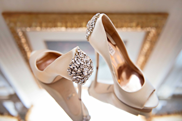 5015339251a 17 Show-Stopping Wedding Shoes for 2017 Brides