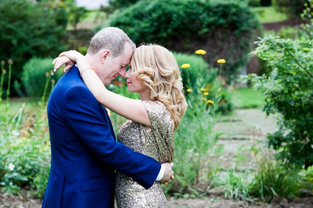 A Romantic Autumnal Clonabreany House Wedding By Louise