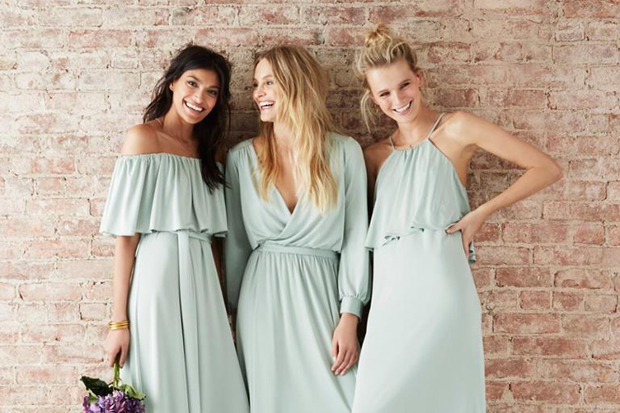 281bb366703 The brand behind the original multiway is back with a fab new collection! twobirds  Bridesmaid launched their Party Collection earlier this month and just ...