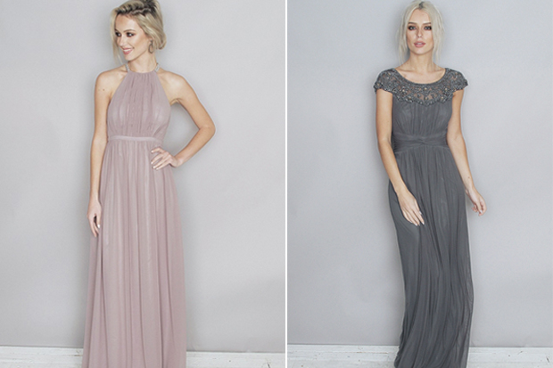 bf7771ae36 Bridesmaid dresses have come a long way from the dodgy gúnas that were  synonymous with bridal parties back in the day – now modern maids are  taking their ...