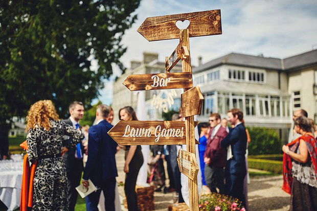 simple things that make a wedding reception fabulous
