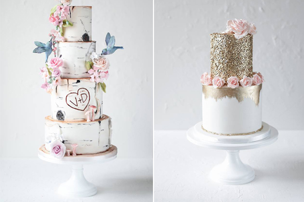 32 WOW Wedding Cakes From Irish Cake Makers