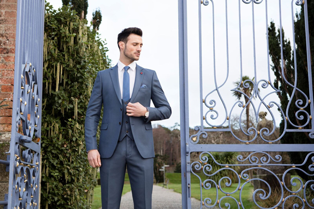 63d0bb8479e There s lots of options now for stylish grooms looking to make their mark  on the wedding day! Like wedding dresses
