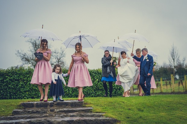 16 Stylish Wedding Umbrellas For Your Big Day Weddingsonline