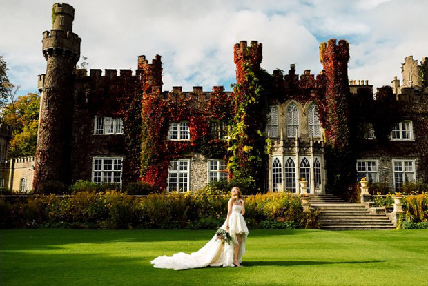places where celebrities got married