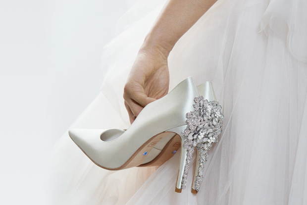 1df93c999a 15 Stylish Wedding Shoes from the High Street | weddingsonline