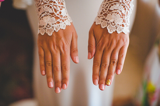 23 Gorgeous Ideas For Your Wedding Day Nails