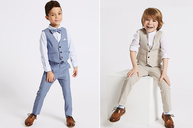 852e0417fc7f Adorable Outfits   Accessories for Your Page Boy