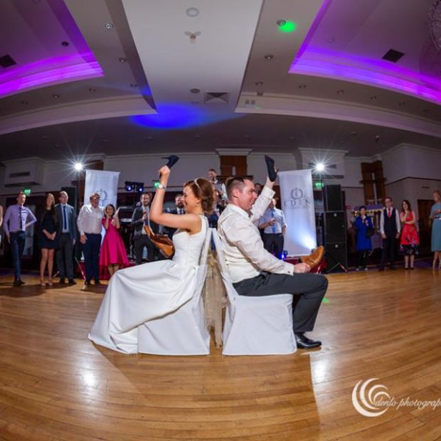 Games To Play At Weddings: How To Play The Shoe Game At Your Wedding