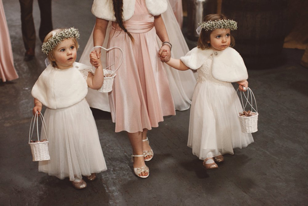 13 Adorable Ideas to Steal for Your Autumn/Winter Flower Girl