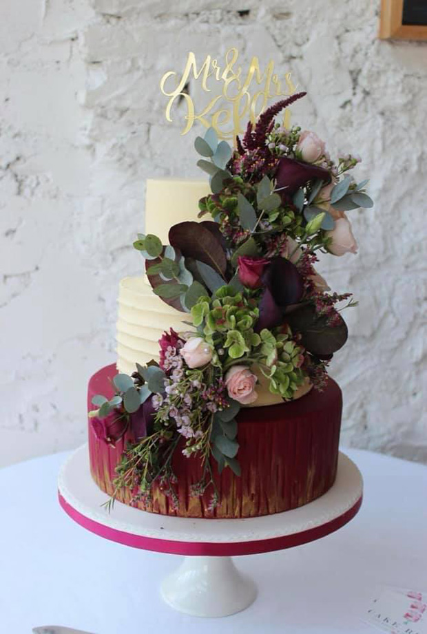 Wedding Cake Trends 2020.6 Wedding Cake Trends That Will Be Big In 2019 Weddingsonline