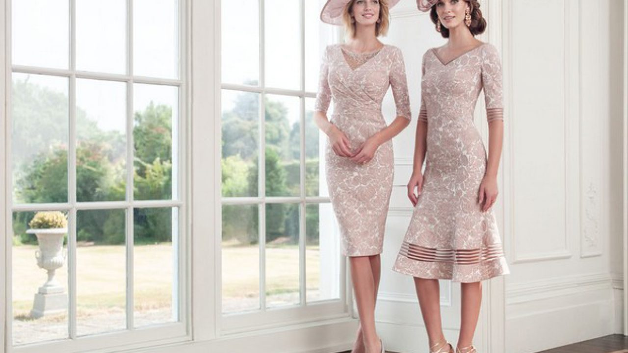 14 Elegant Mother of the Bride Outfits for Spring/Summer