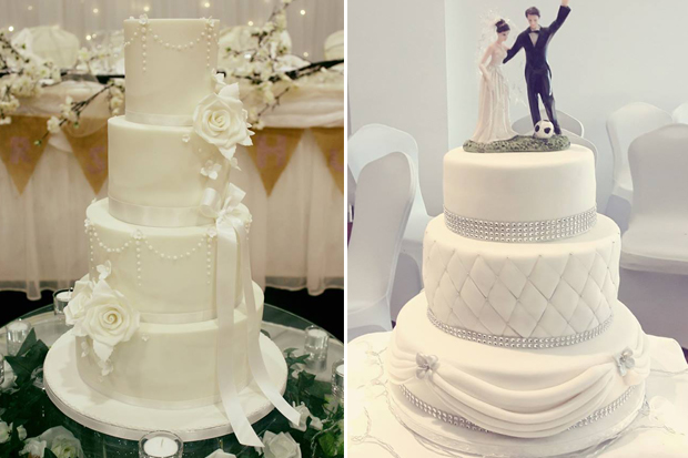 Elegant White Wedding Cakes For Your Big Day Weddingsonline