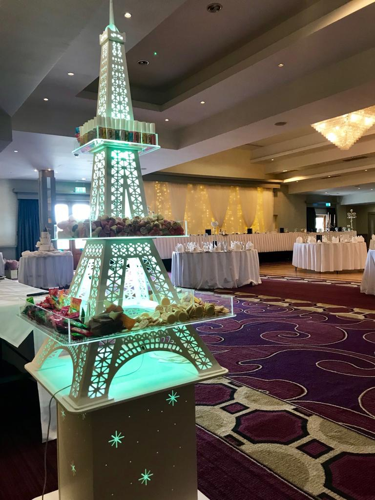22 magical paris themed wedding ideas | weddingsonline