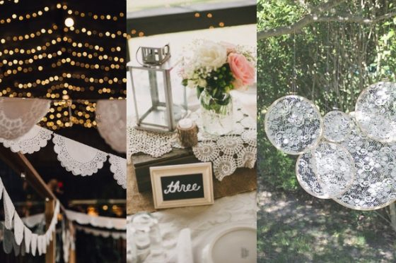 Lovely Lace Wedding Inspiration