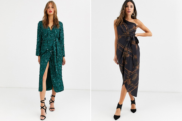 Winter Wedding Guest Dresses with the Wow Factor