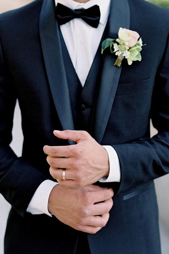 Grooms styling tips