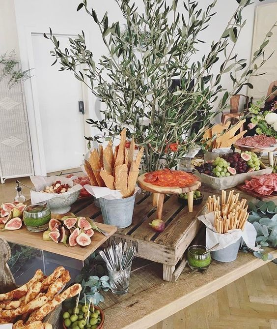 Grazing Table Ideas & Inspiration