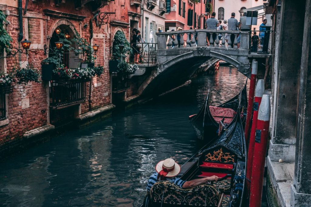 Venice is one of the most beautiful cities in Italy