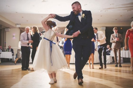 Top Tips for Keeping Children Entertained At Your Wedding
