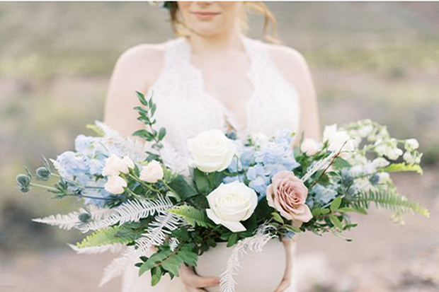 Soft & Ethereal Wedding Details