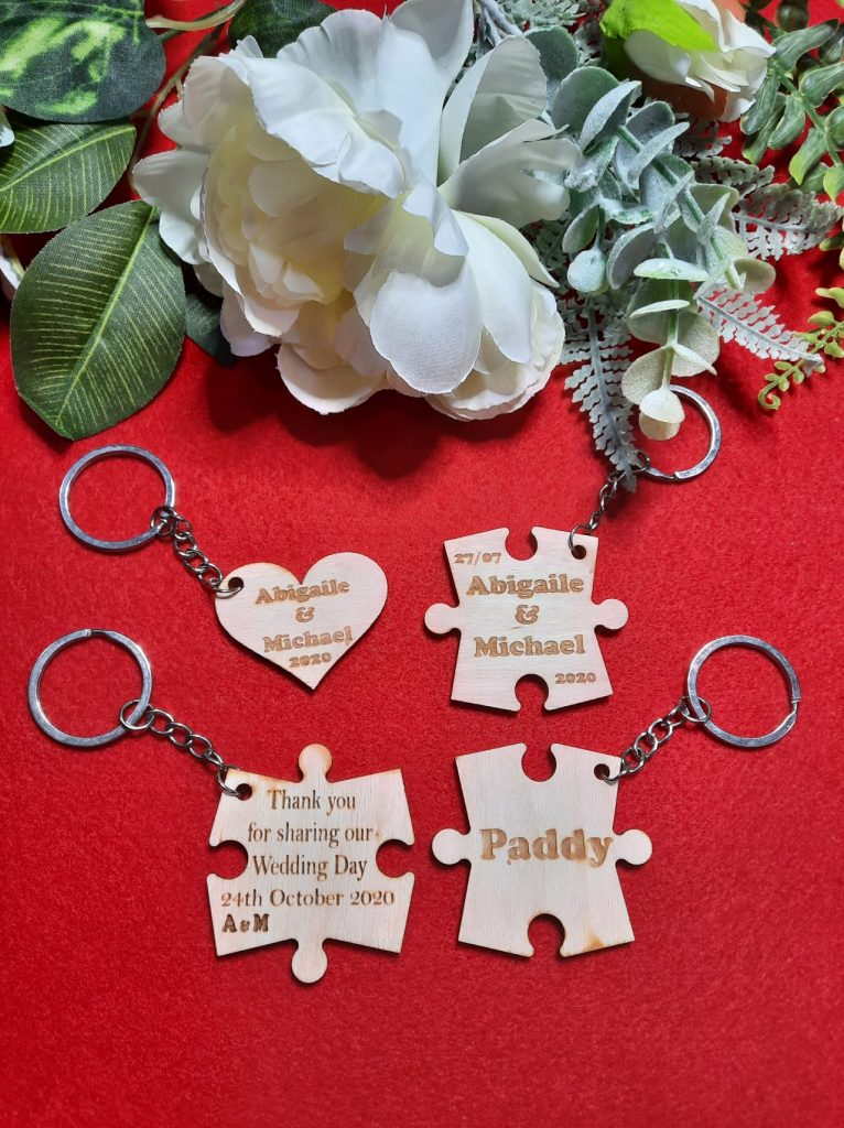 great wedding favours