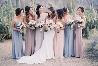 Pretty Spring Pastel Wedding Inspiration