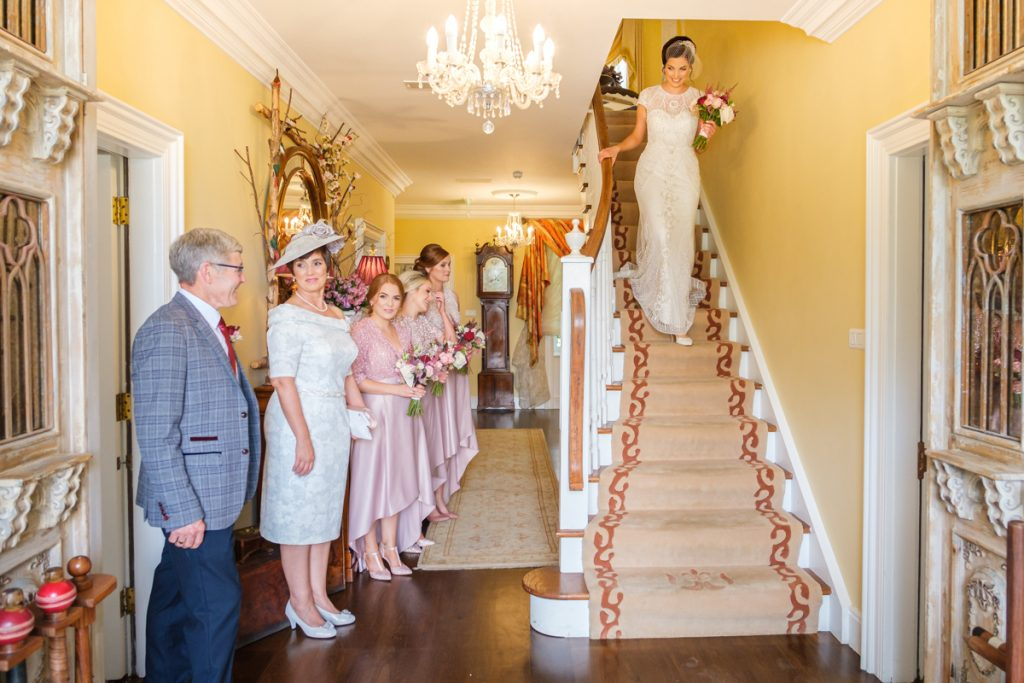 Inspiring Images of the Bride's Entrance