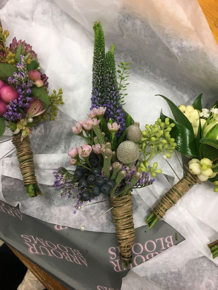 The Perfect Buttonhole