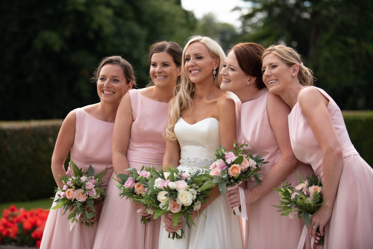 How To Measure Your Girls For Their Bridesmaid Dresses