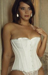 Busty bride in lingerie pics Advice On Choosing Your Bridal Lingerie