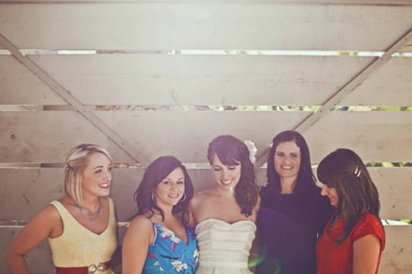 Free For All Bridesmaids Dresses