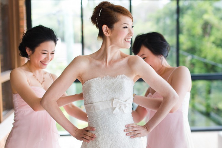 Elegant Blush Wedding In Sydney by Hilary Cam Photography
