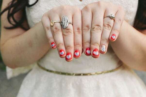 fun-alternative-wedding-manicures-bridal