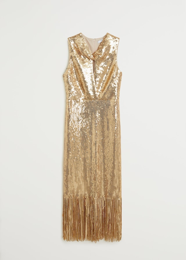 Sparkly Bridesmaids Dresses from the High Street