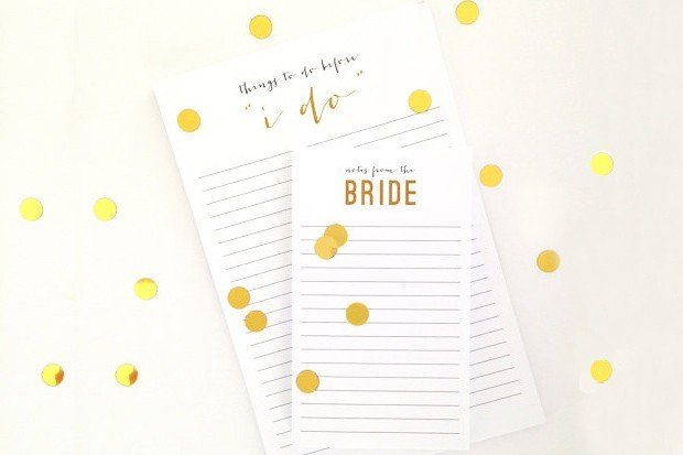 Your Complete Wedding Checklist | weddingsonline
