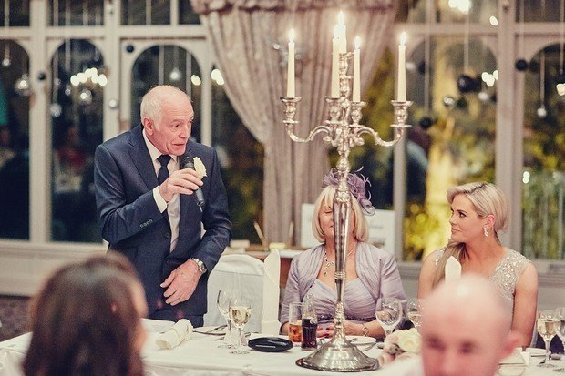 Your Complete Guide to the Wedding Speech