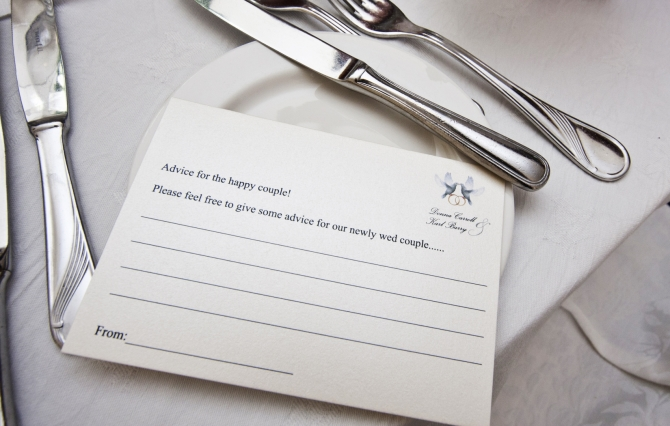 guest cards wedding
