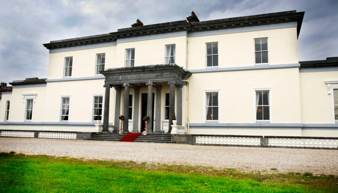 Middleton park house meath