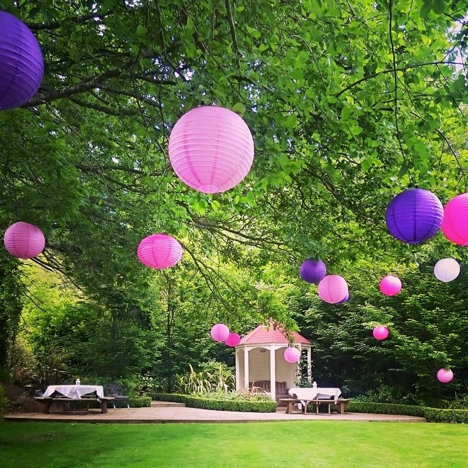 Garden Weddings at the Glenview Hotel, Wicklow